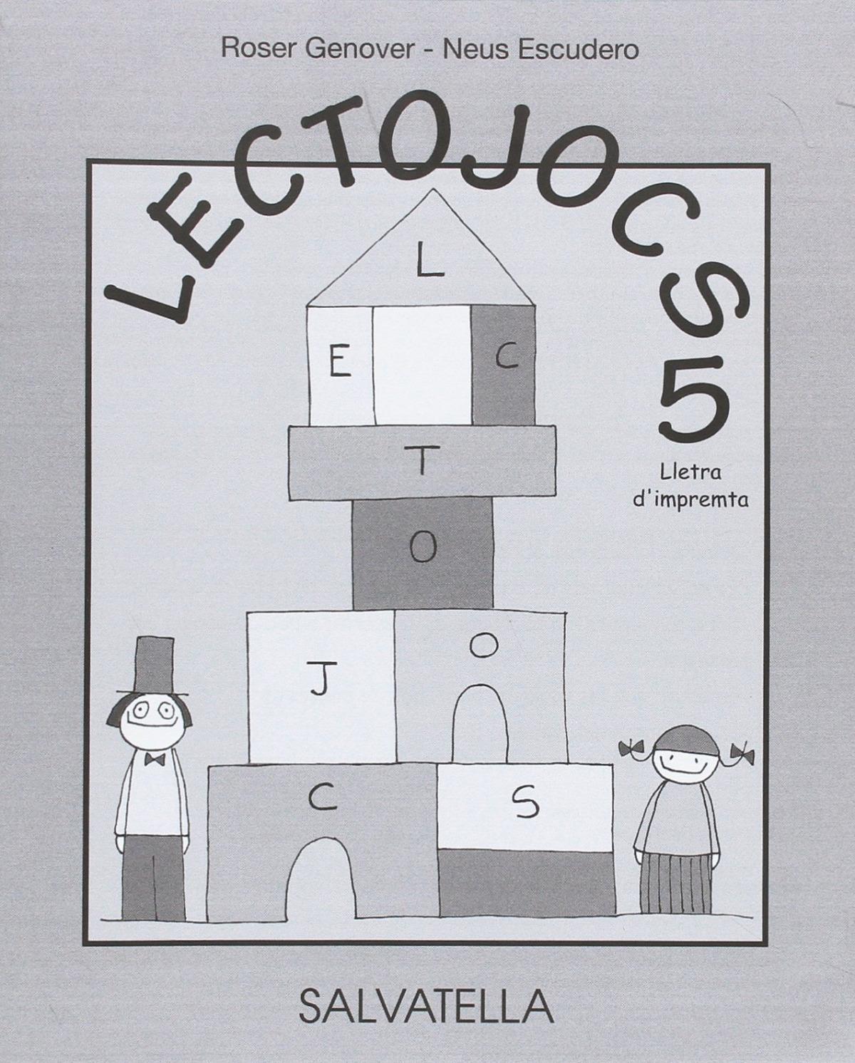 Lectojocs 5 - 2n. Educació Primària