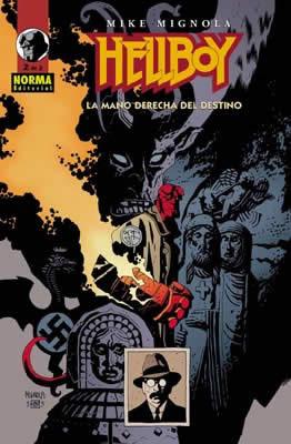 Hellboy, 4 rústica Mano Derecha 2