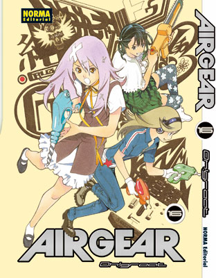 Air Gear, 16