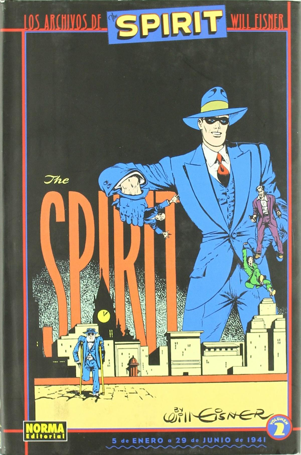 Los archivos de the spirit 2