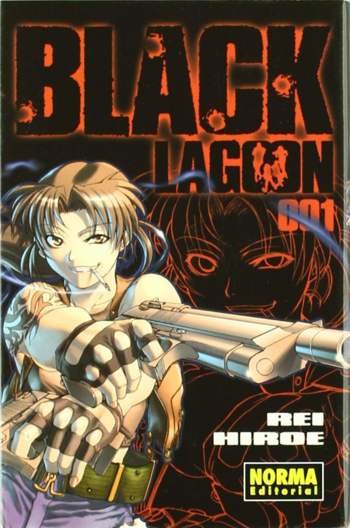 Black Lagoon, 1