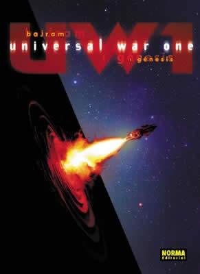 Universal War One, 1 Genesis