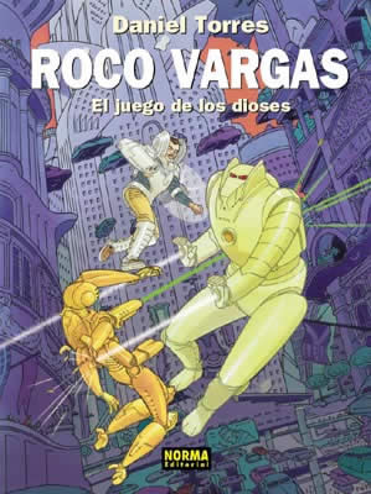 Roco Vargas: Juego Dioses