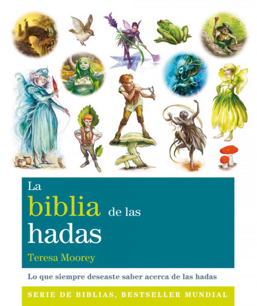 La biblia de las hadas 9788484455844