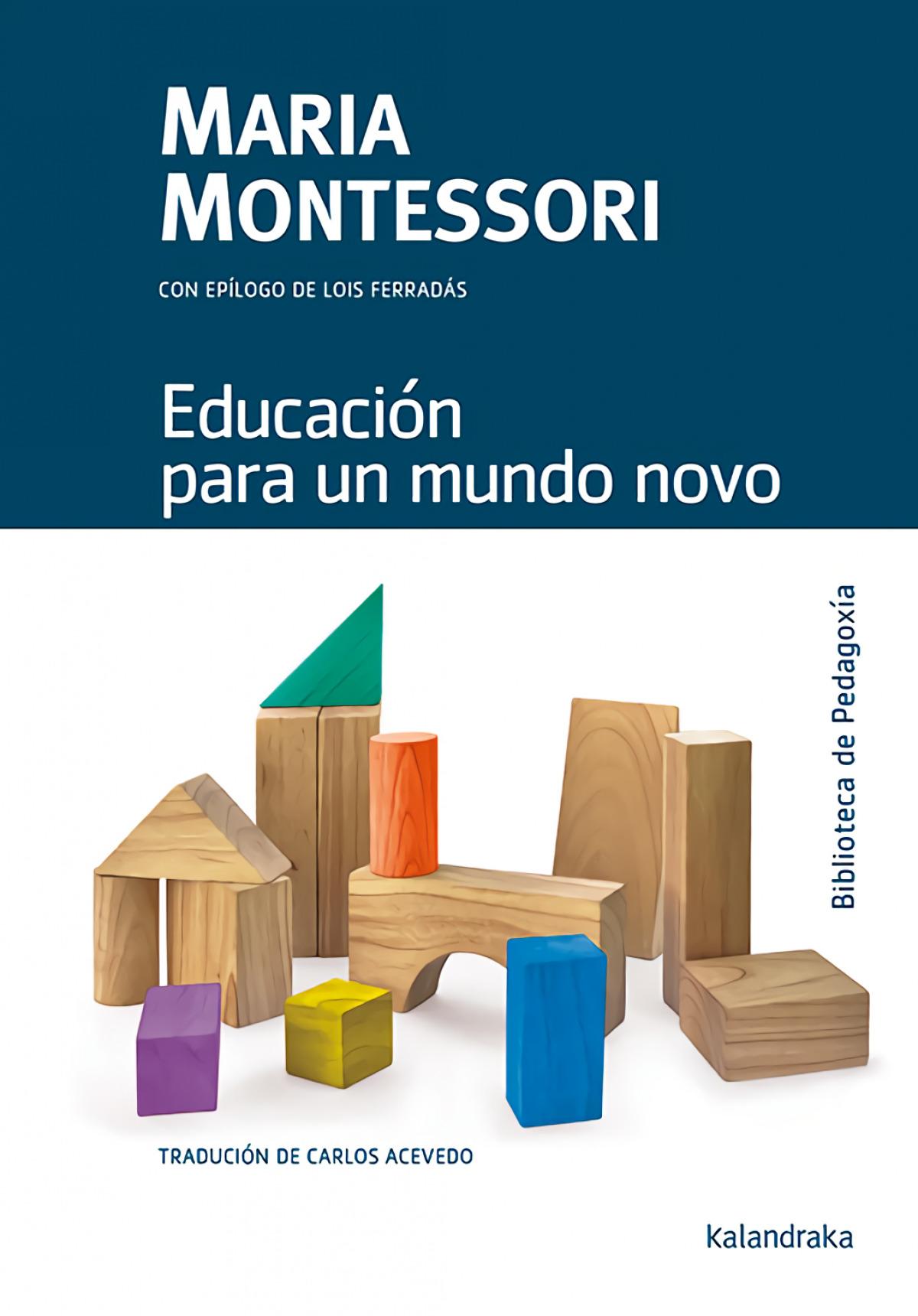 EDUCACION PARA UN MUNDO NOVO