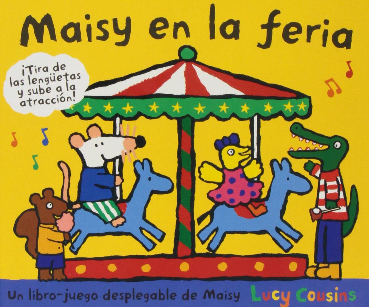 Maisy en la feria