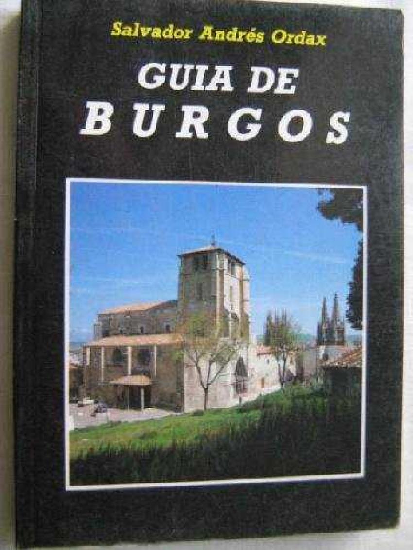Guía de Burgos