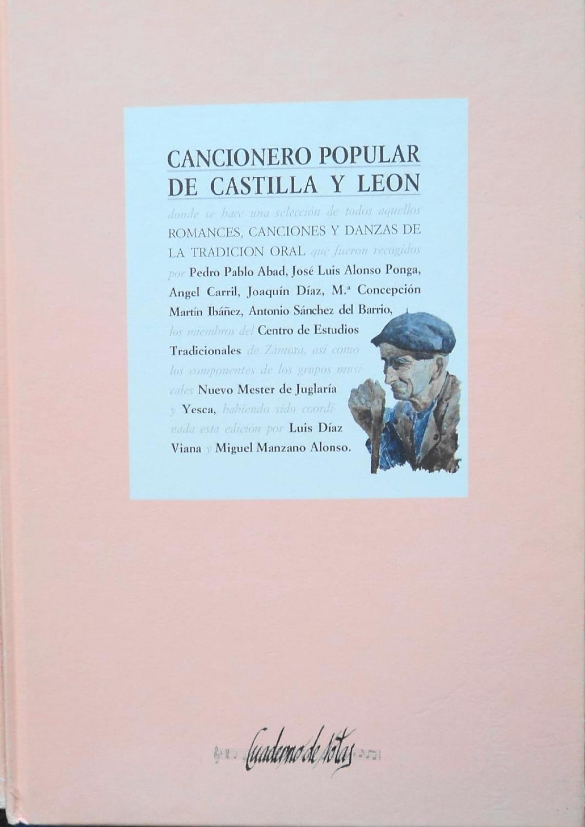 Cancionero popular de Castilla y León