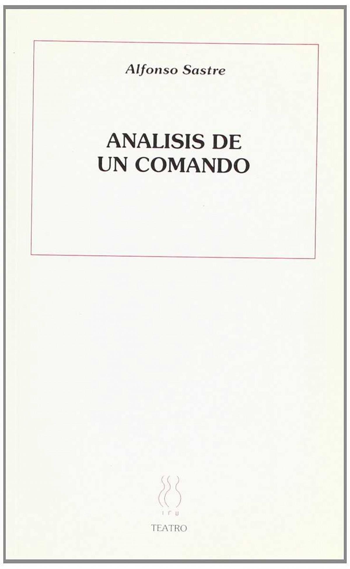 Analisis de un comando