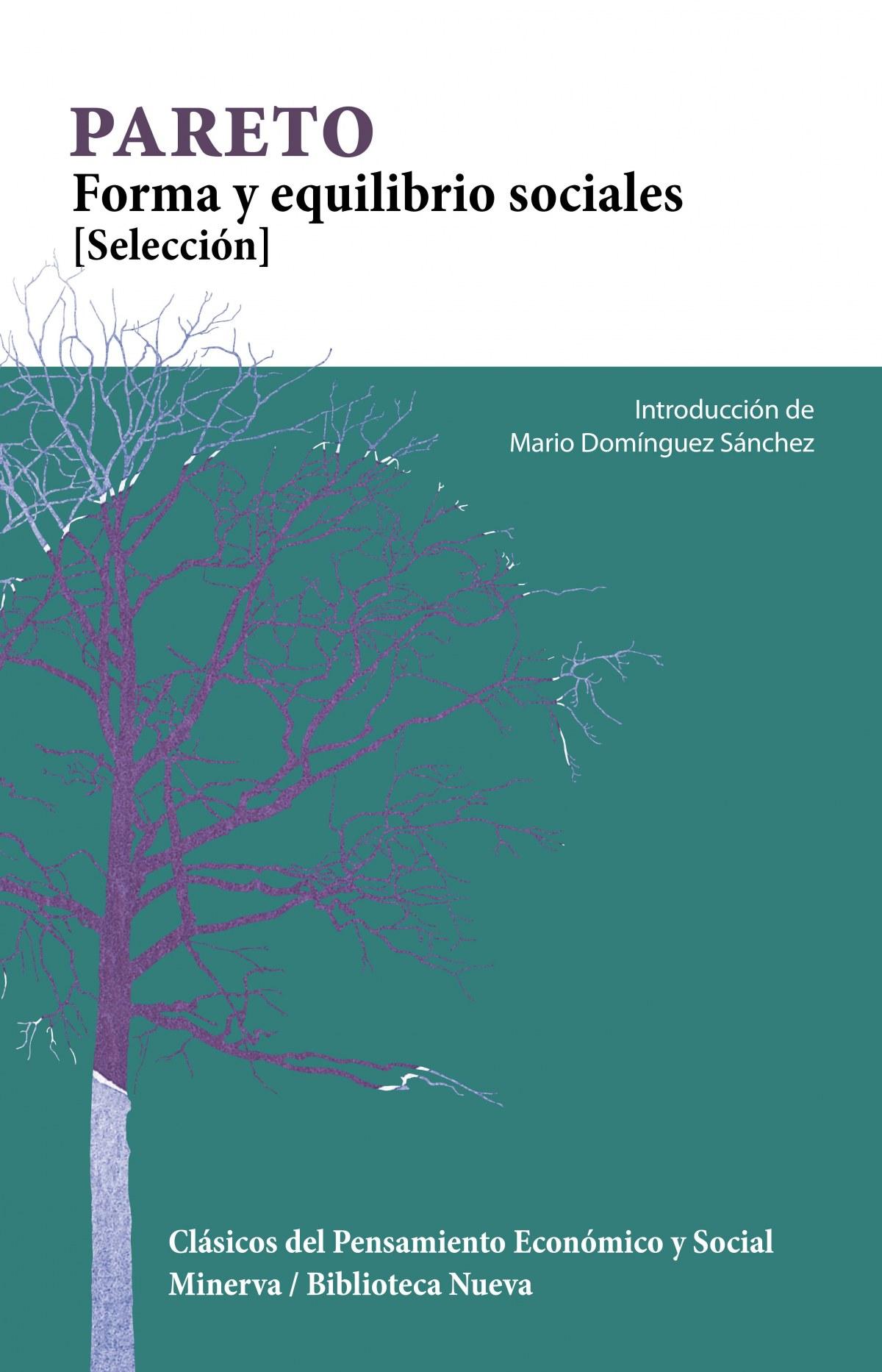 FORMA Y EQUILIBRIOS SOCIALES (SELECCION)