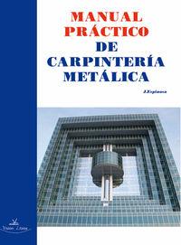 Manual practico de carpinteria metalica