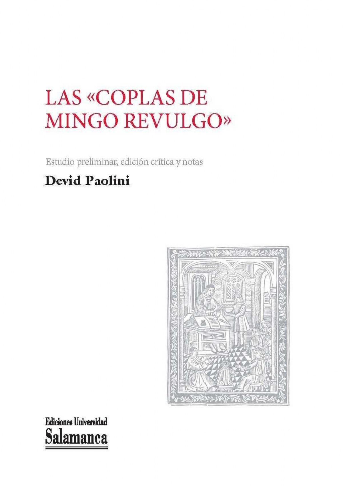 Las coplas de Mingo Revulgo