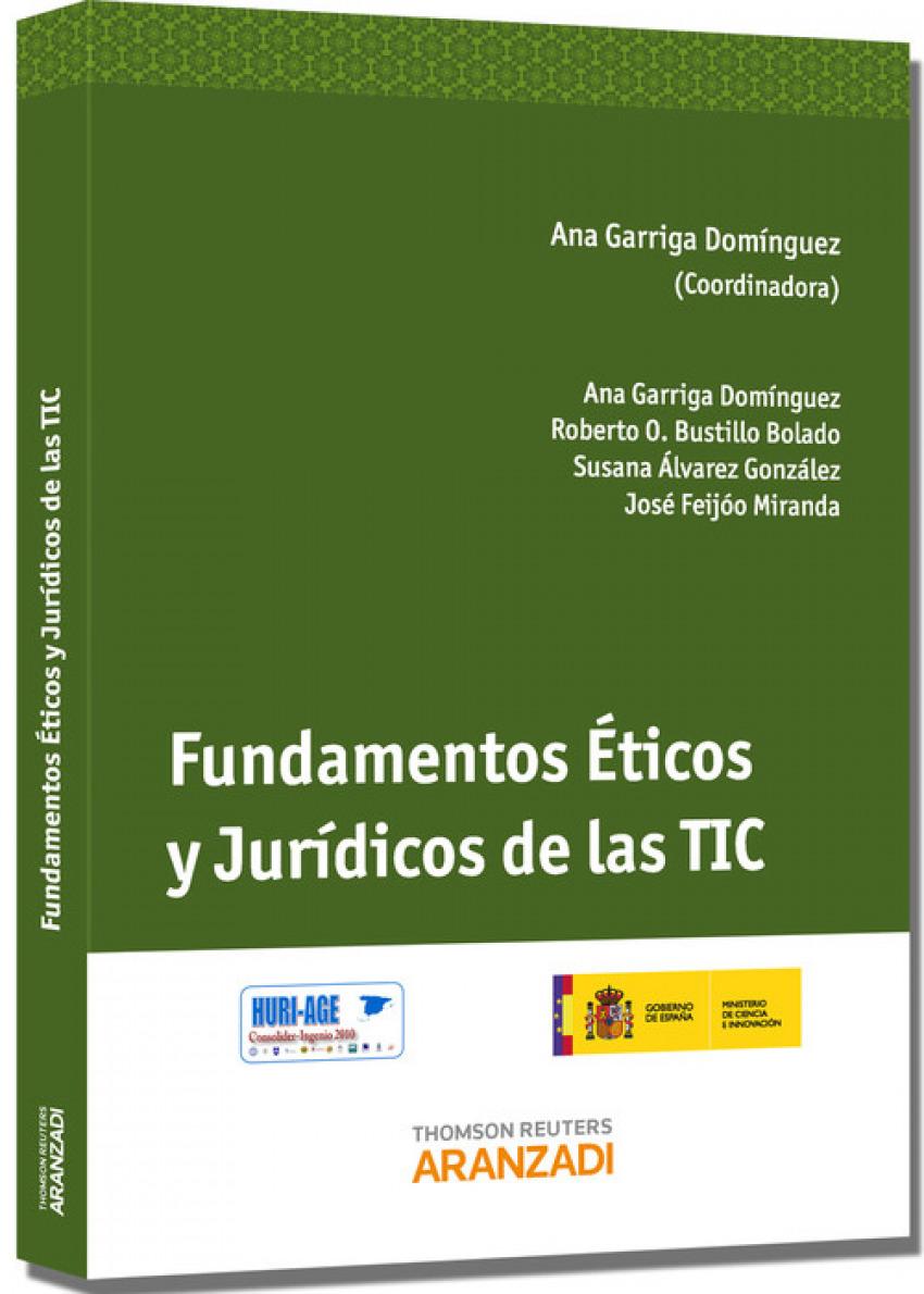 Fundamentos ?ticos y juridicos de las TIC
