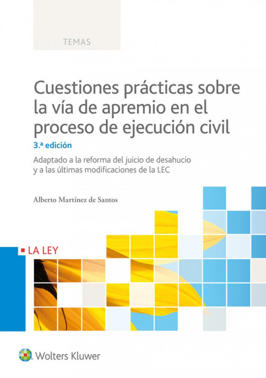 Cuestiones practicas sobre via apremio en proc.ejecuc.civil