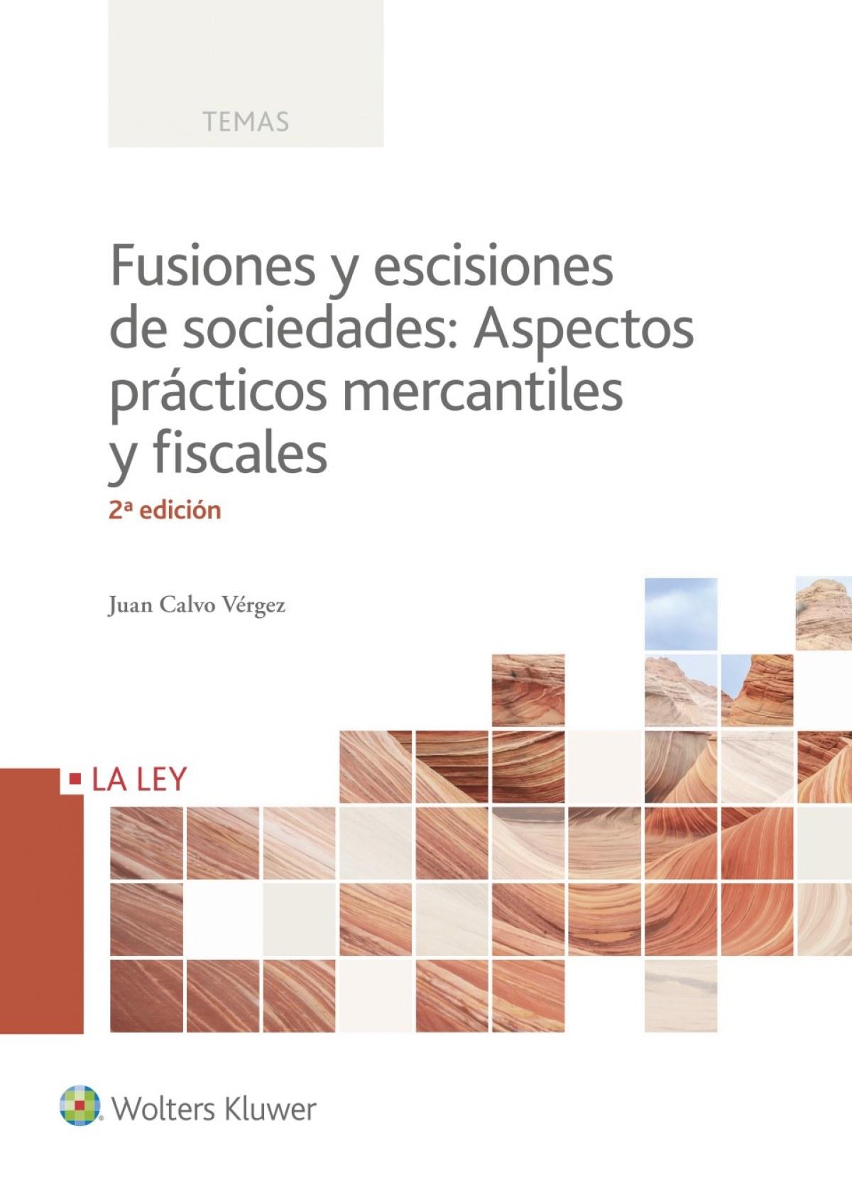 Fusiones y escisiones de sociedades