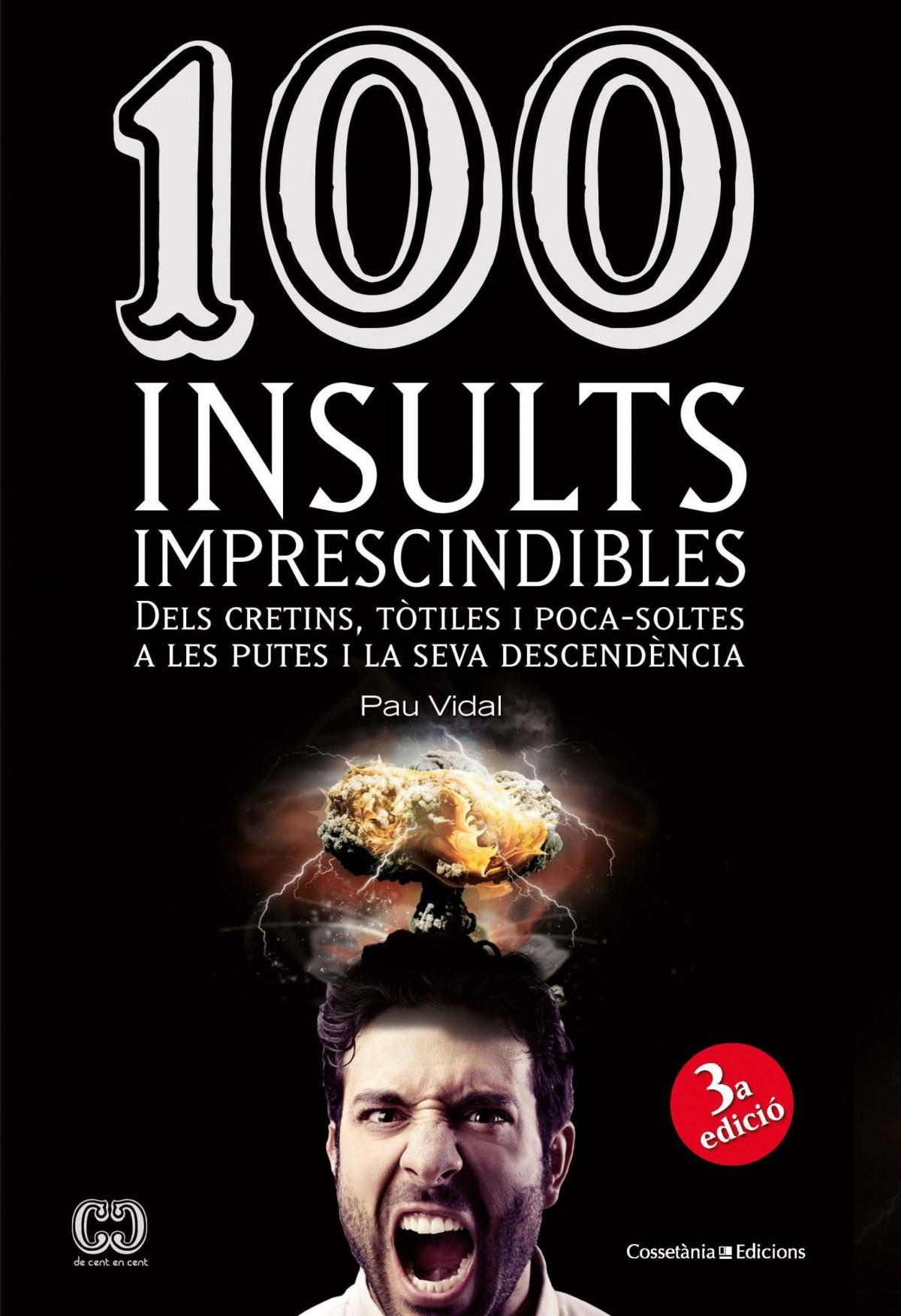 100 insults imprescindibles 9788490341896