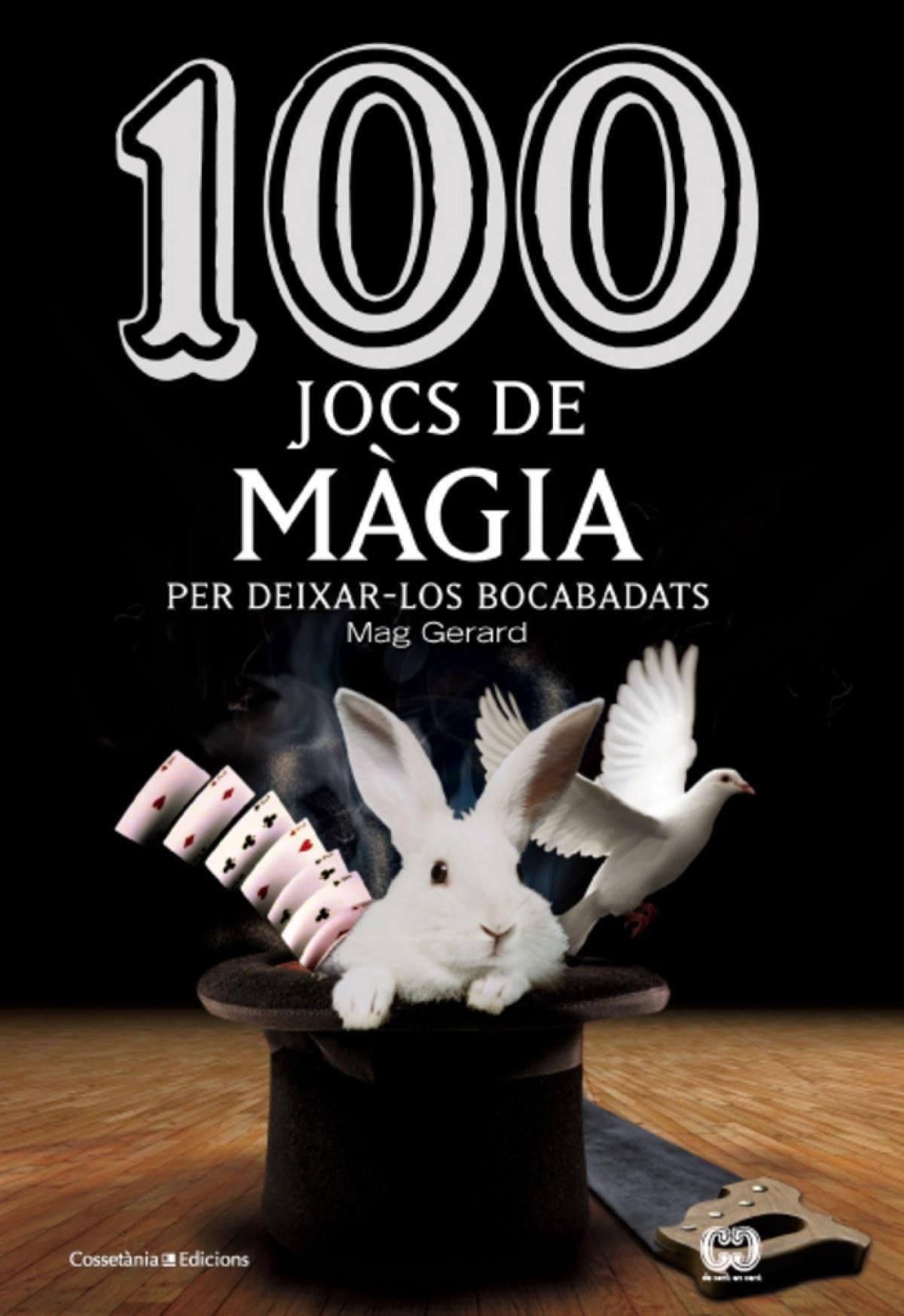 100 jocs de màgia per deixar-los bocabadats 9788490342954