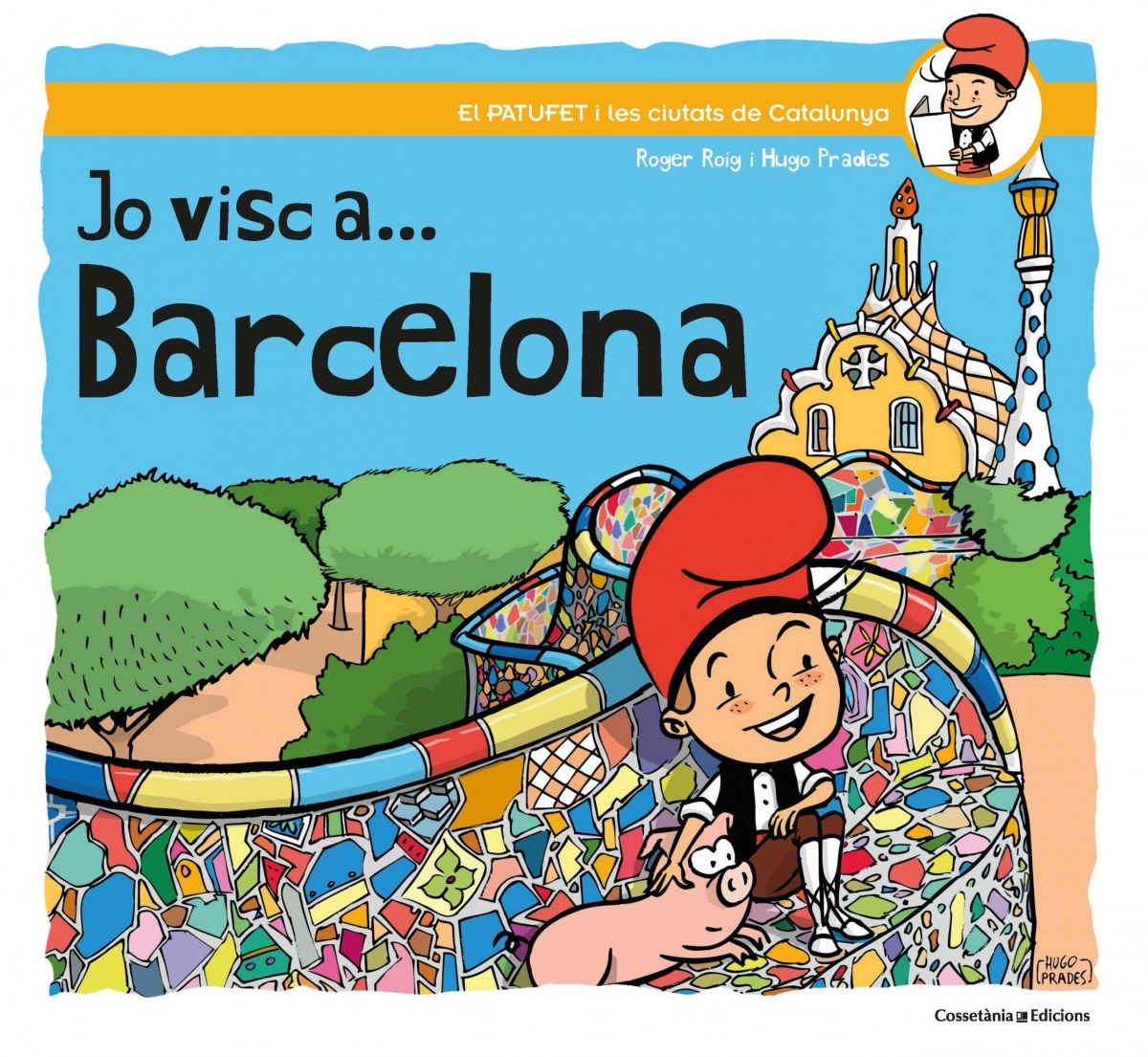 JO VISC A...BARCELONA