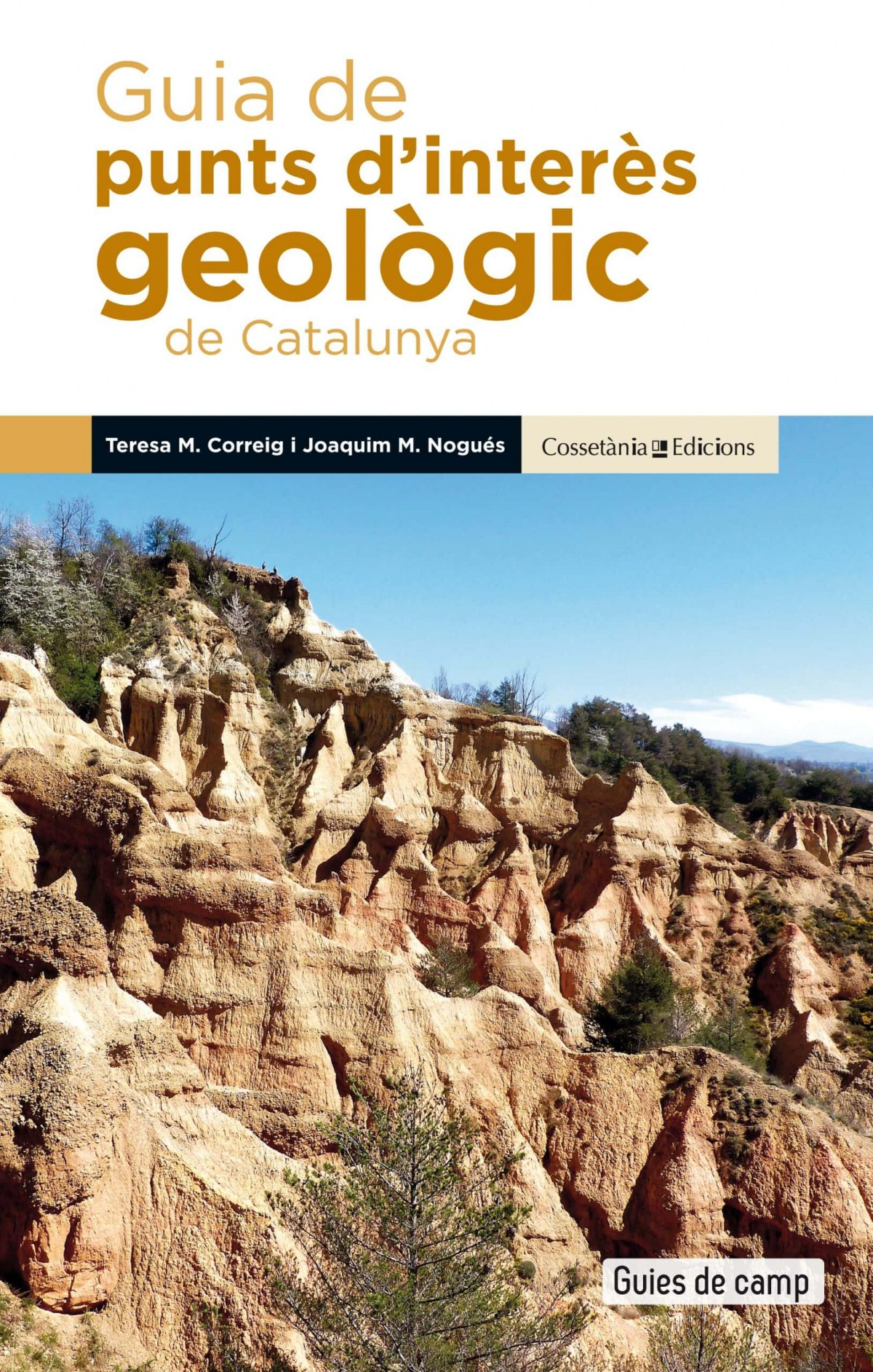 Guia de punts d'interès geològic de Catalunya