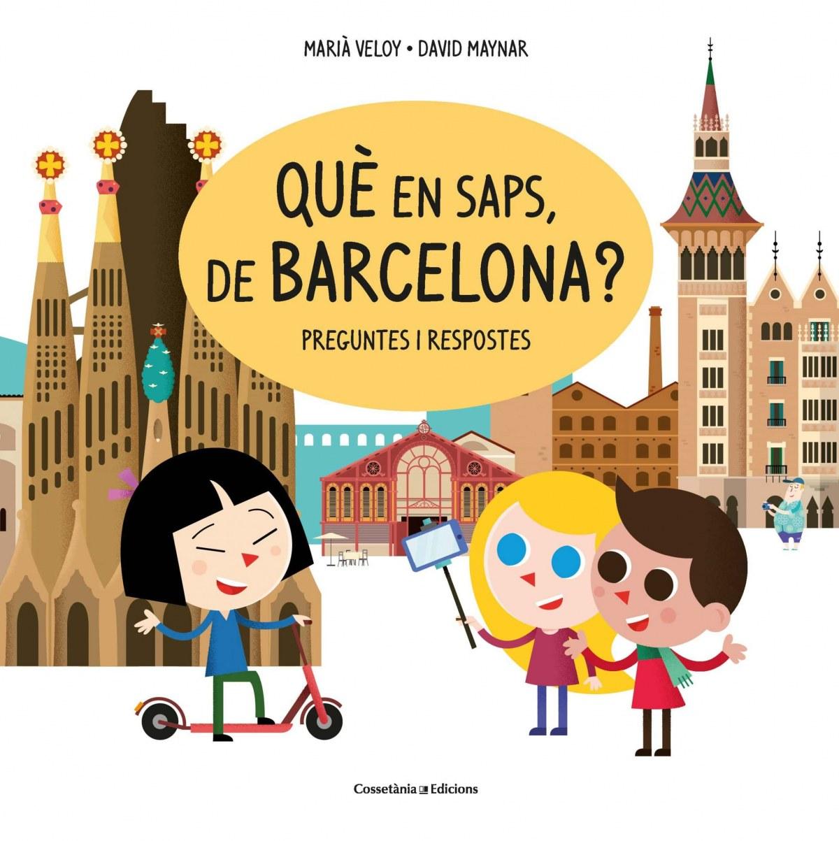 Què en saps, de Barcelona