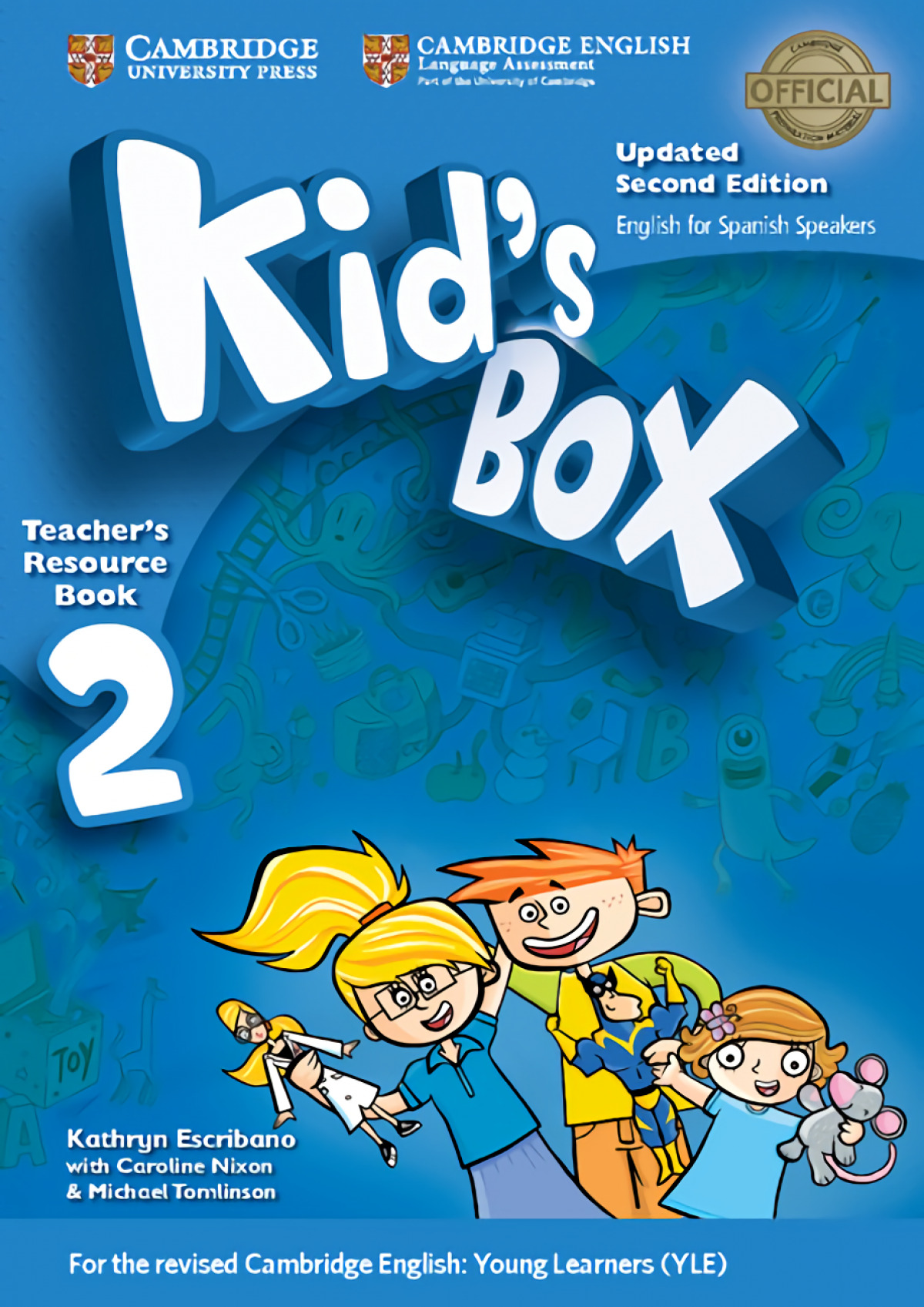Kid's Box Level 2 Teacher's Resource Book with Audio CDs (2) Upda
