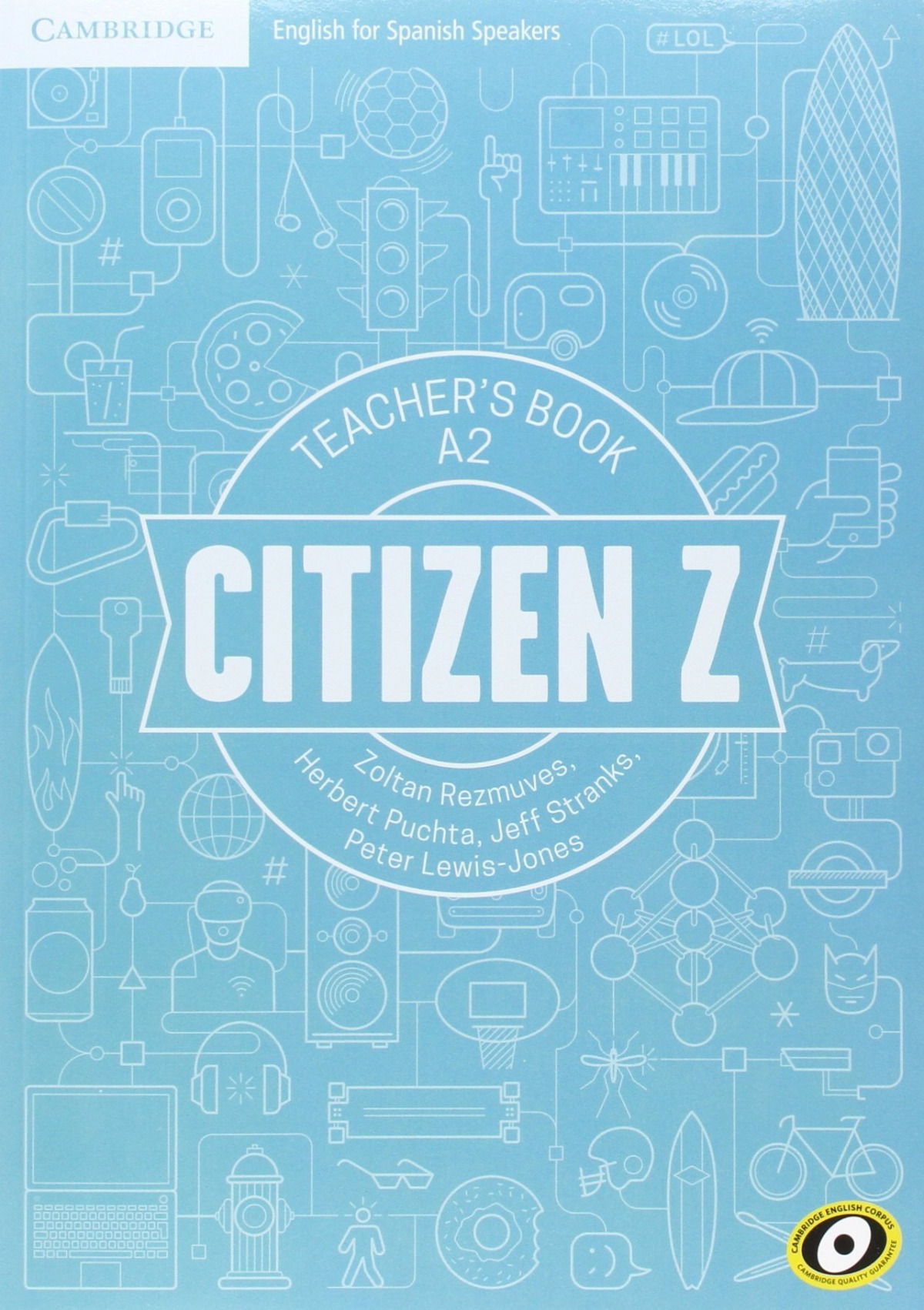 Citizen Z A2 Teacher's Book