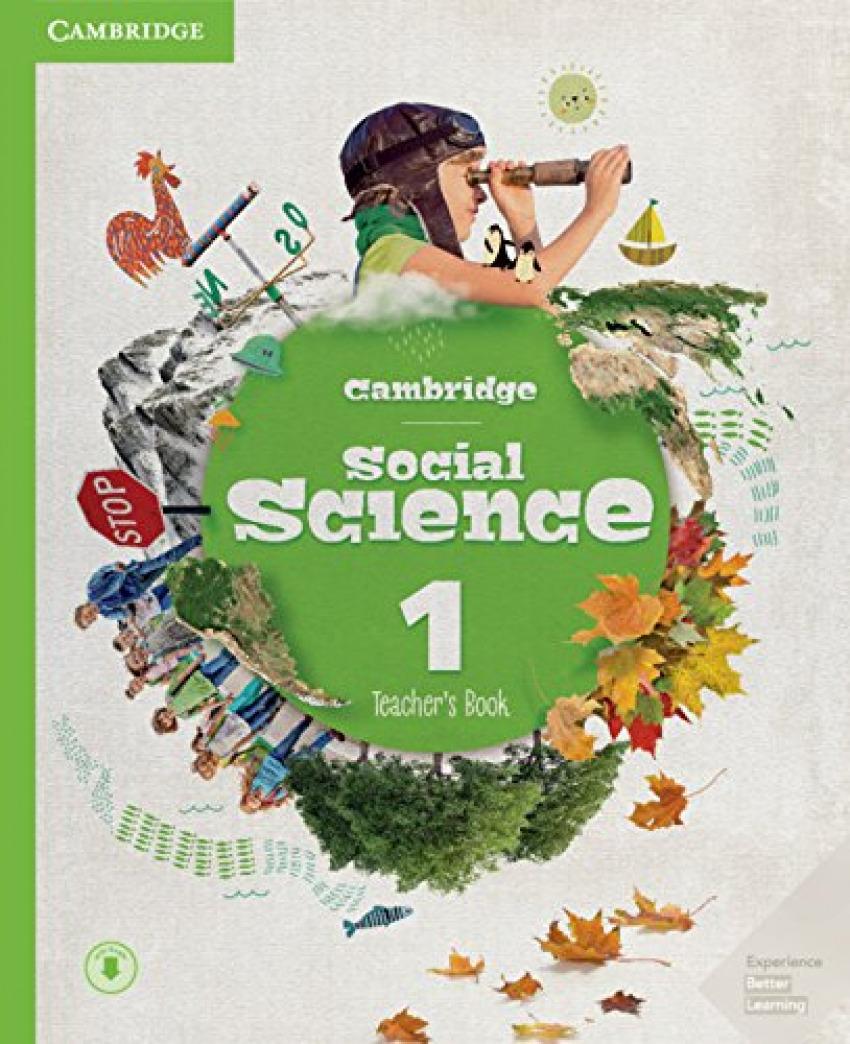 CAMBRIDGE SOCIAL SCIENCE LEVEL 1 TEACHER'S BOOK WI
