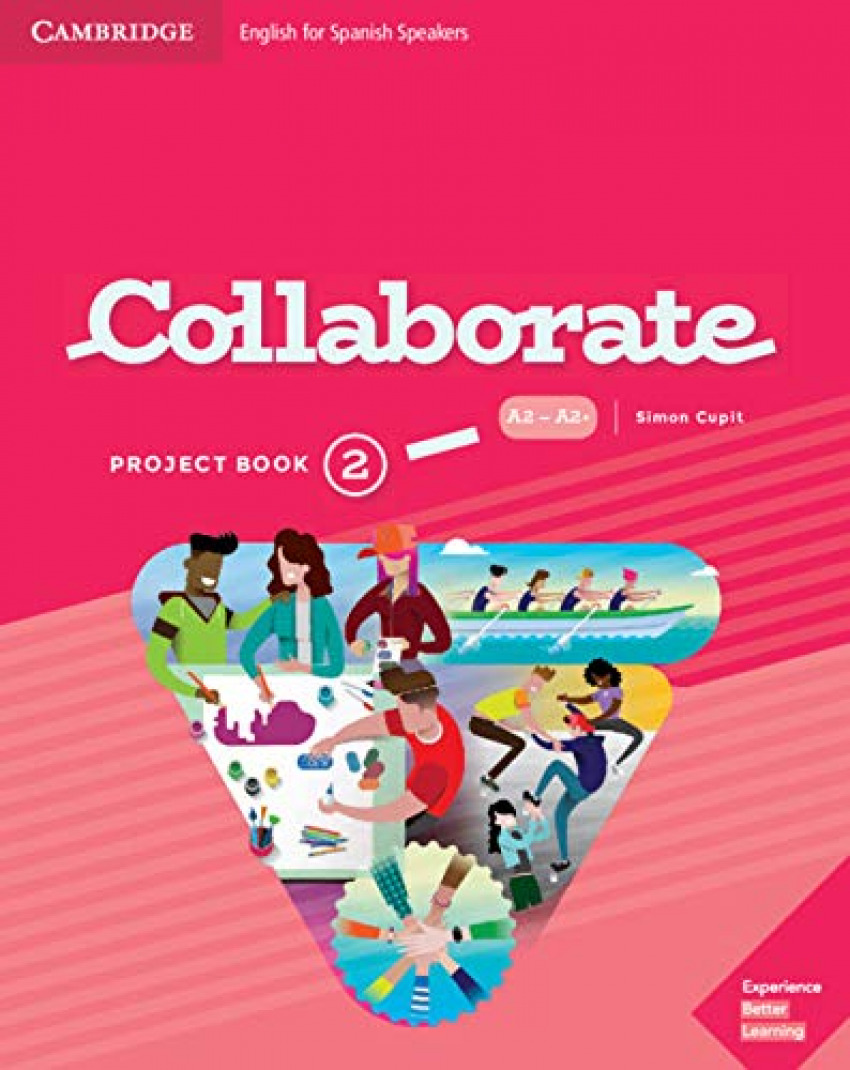 Collaborate 2. Teacher's project book