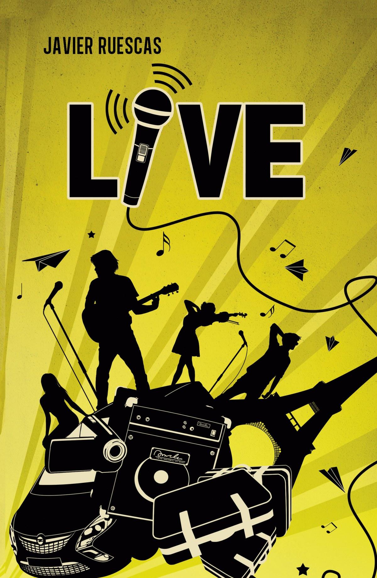 Live 9788490430934