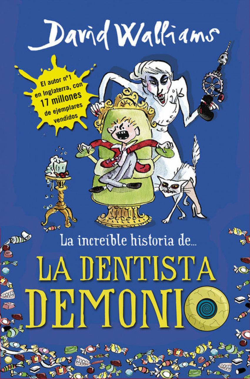 La dentista demonio 9788490431566