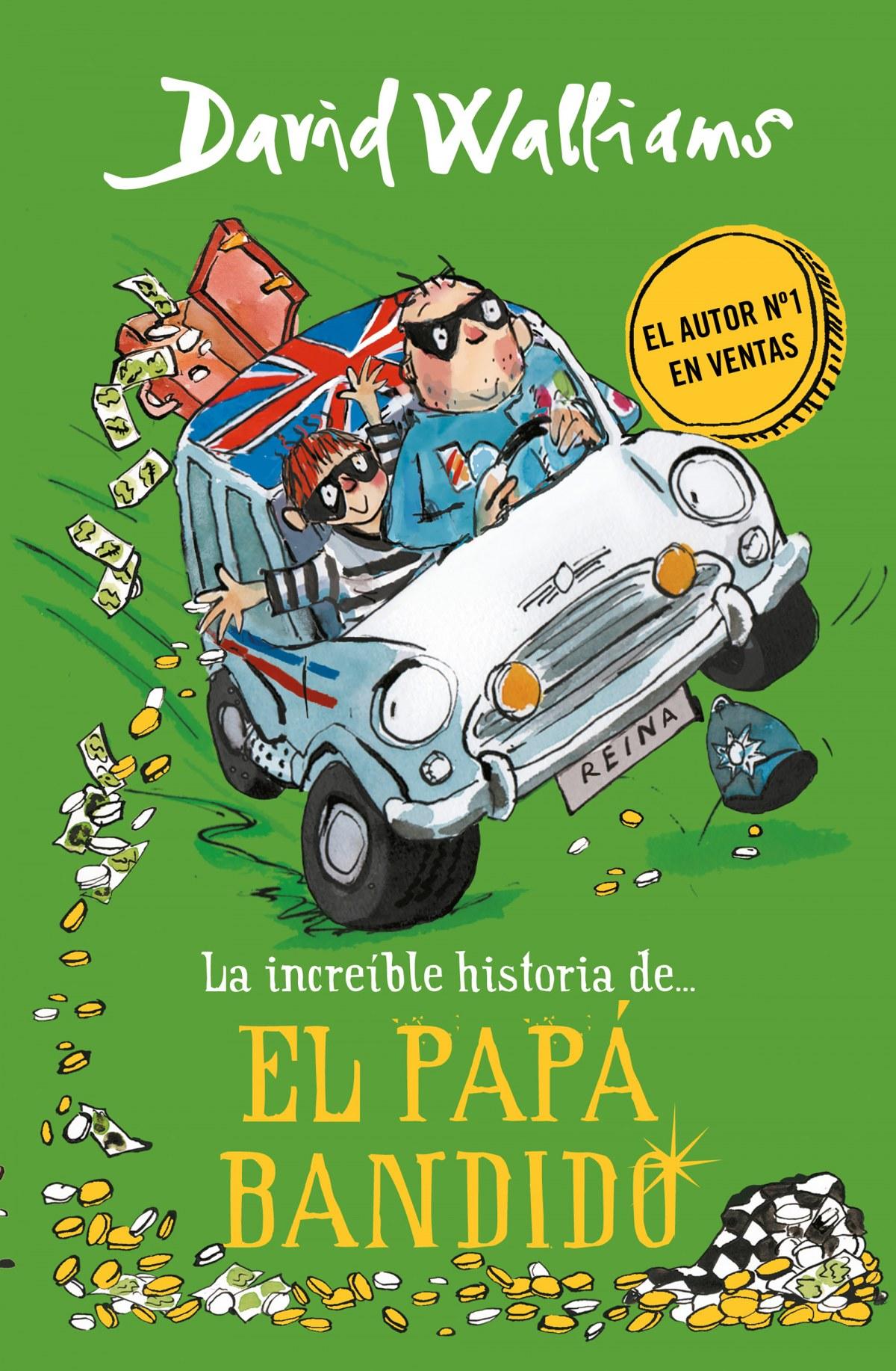 EL PAPá BANDIDO 9788490439548