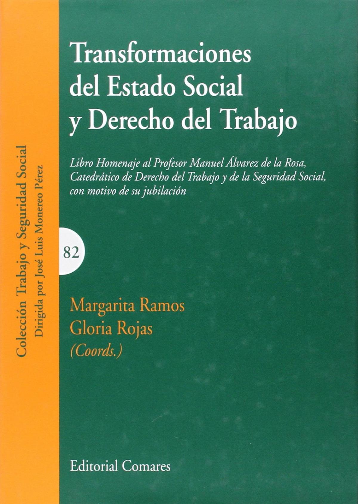Transformaciones estado social y derecho del trabajo