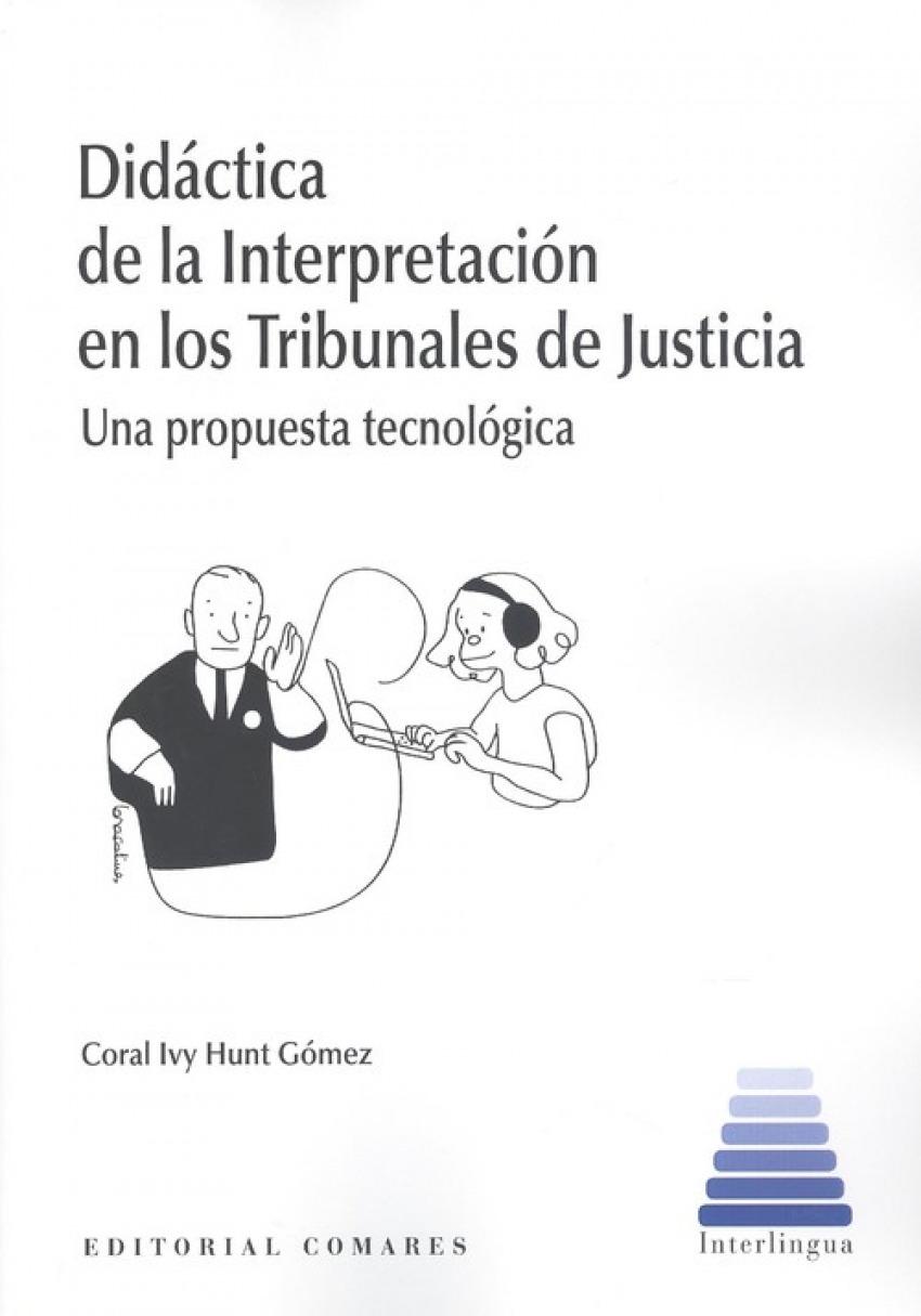 DIDÁCTICA DE LA INTERPRETACIÓN EN LOS TRIBUNALES DE JUSTICIA