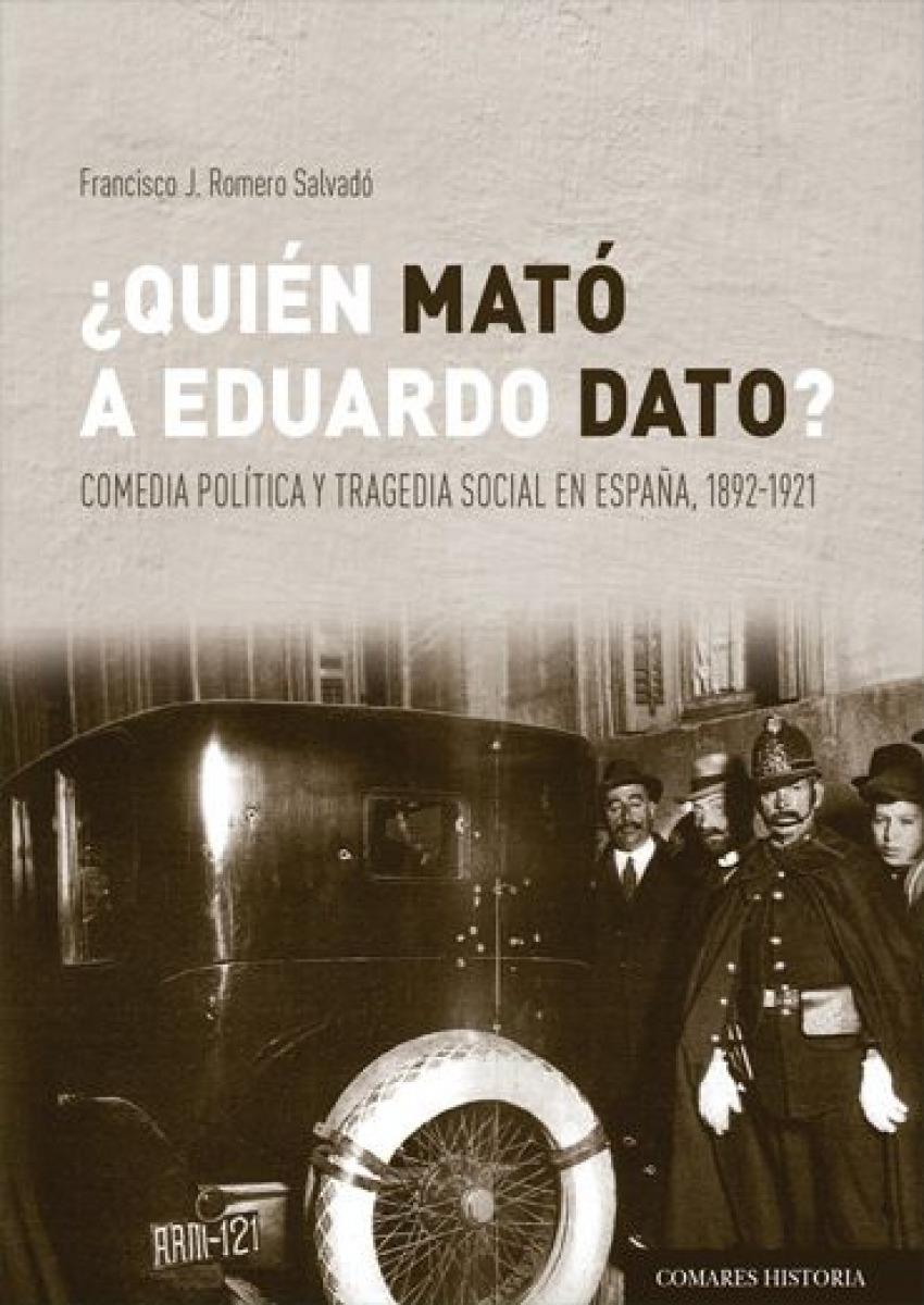 ¿Quién mató a Eduardo Dato?