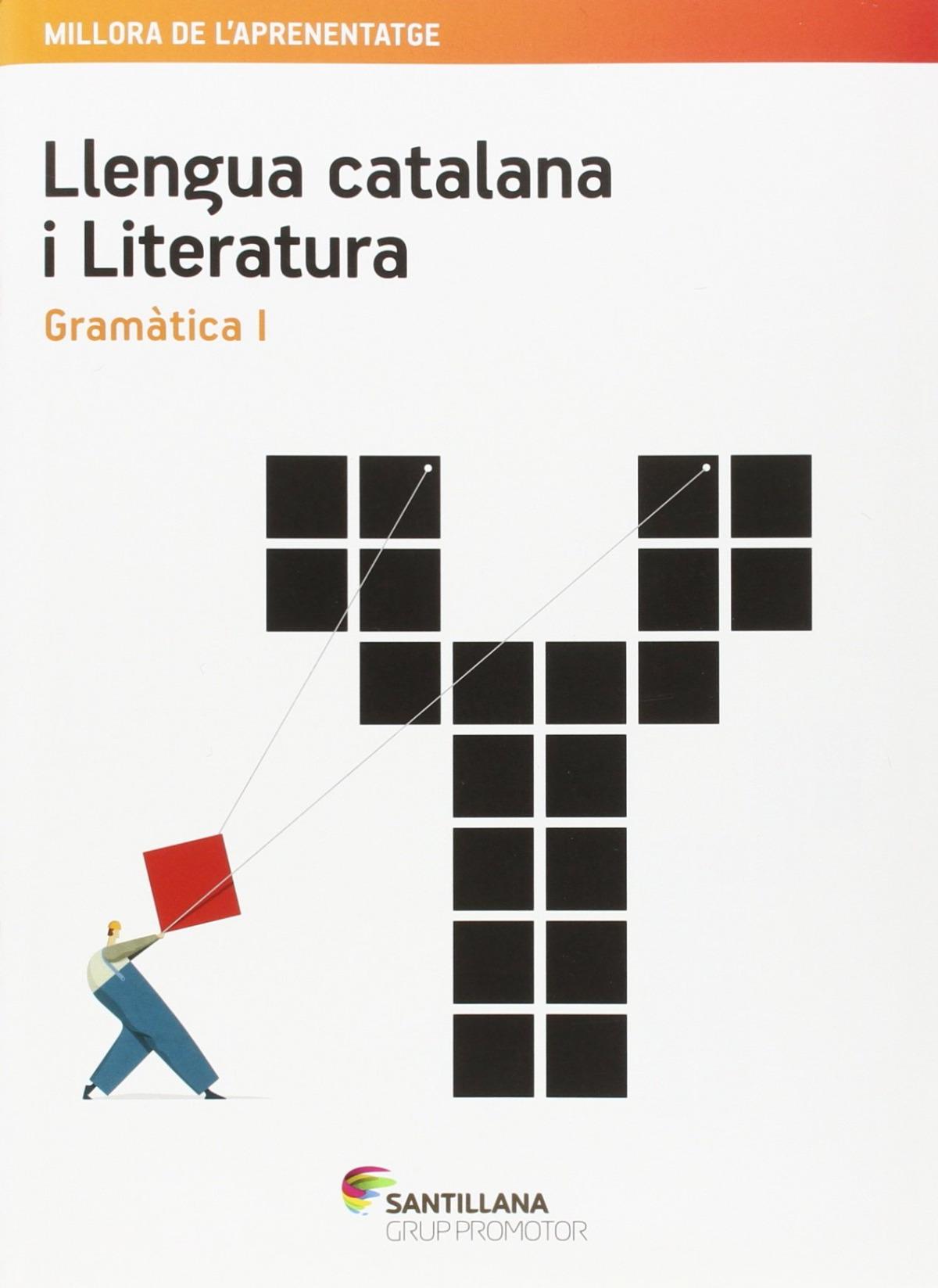 QUADERN LLENGUA CATALANA I LITERATURA GRAMATICA I ESO