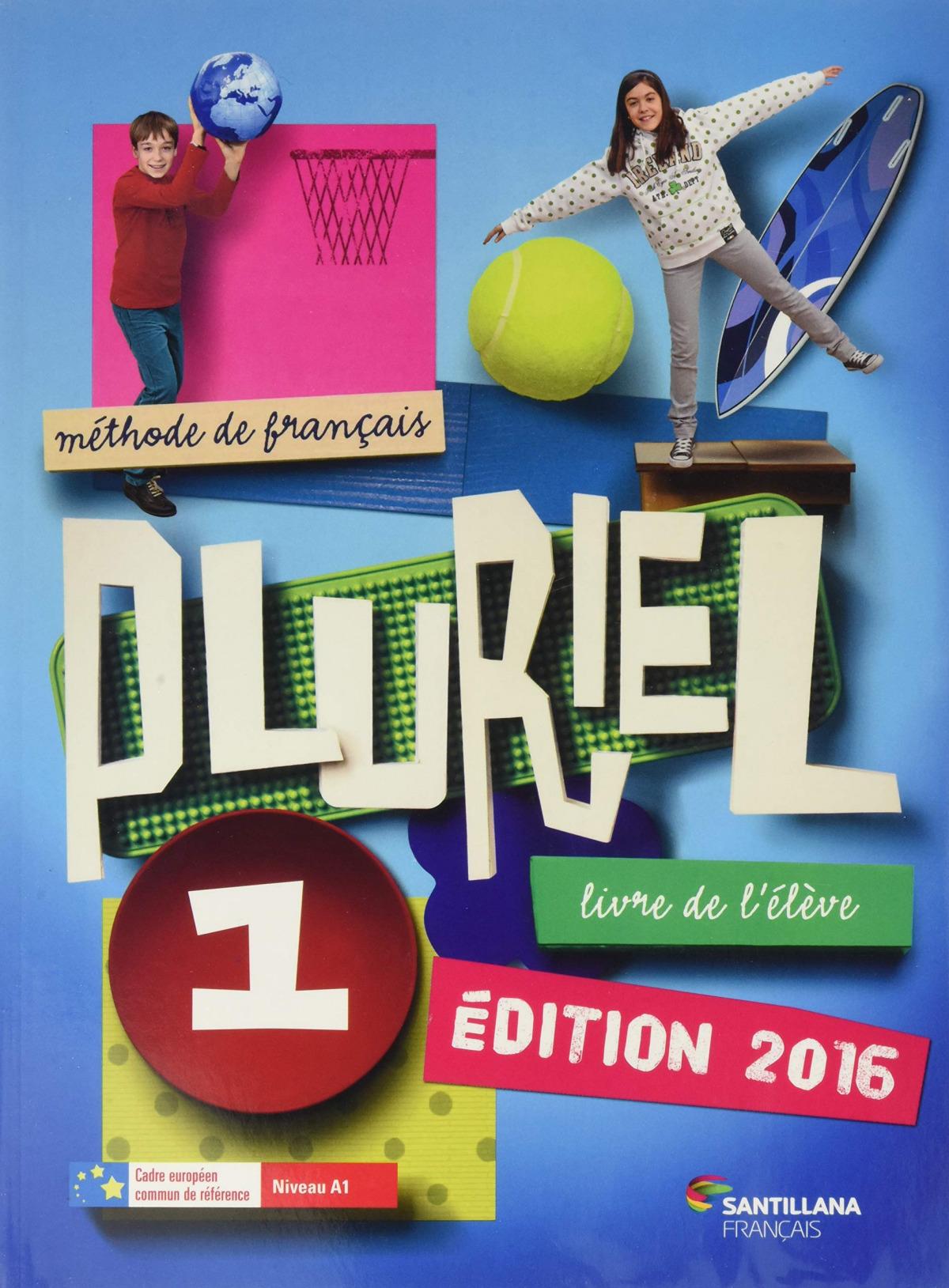 PLURIEL 1 PACK ELEVE ANDALUCIA ED20
