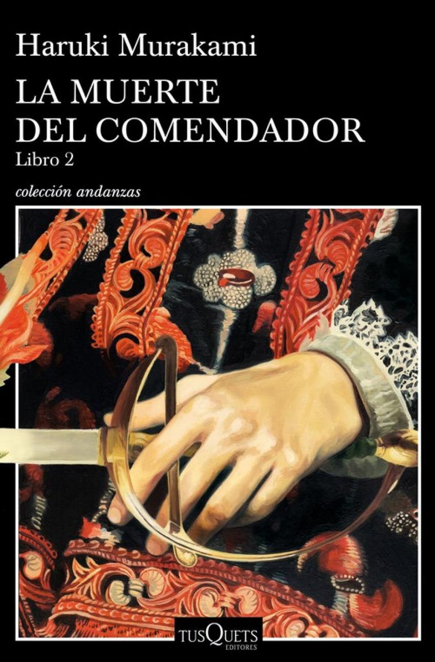 LA MUERTE DEL COMENDADOR 9788490666326