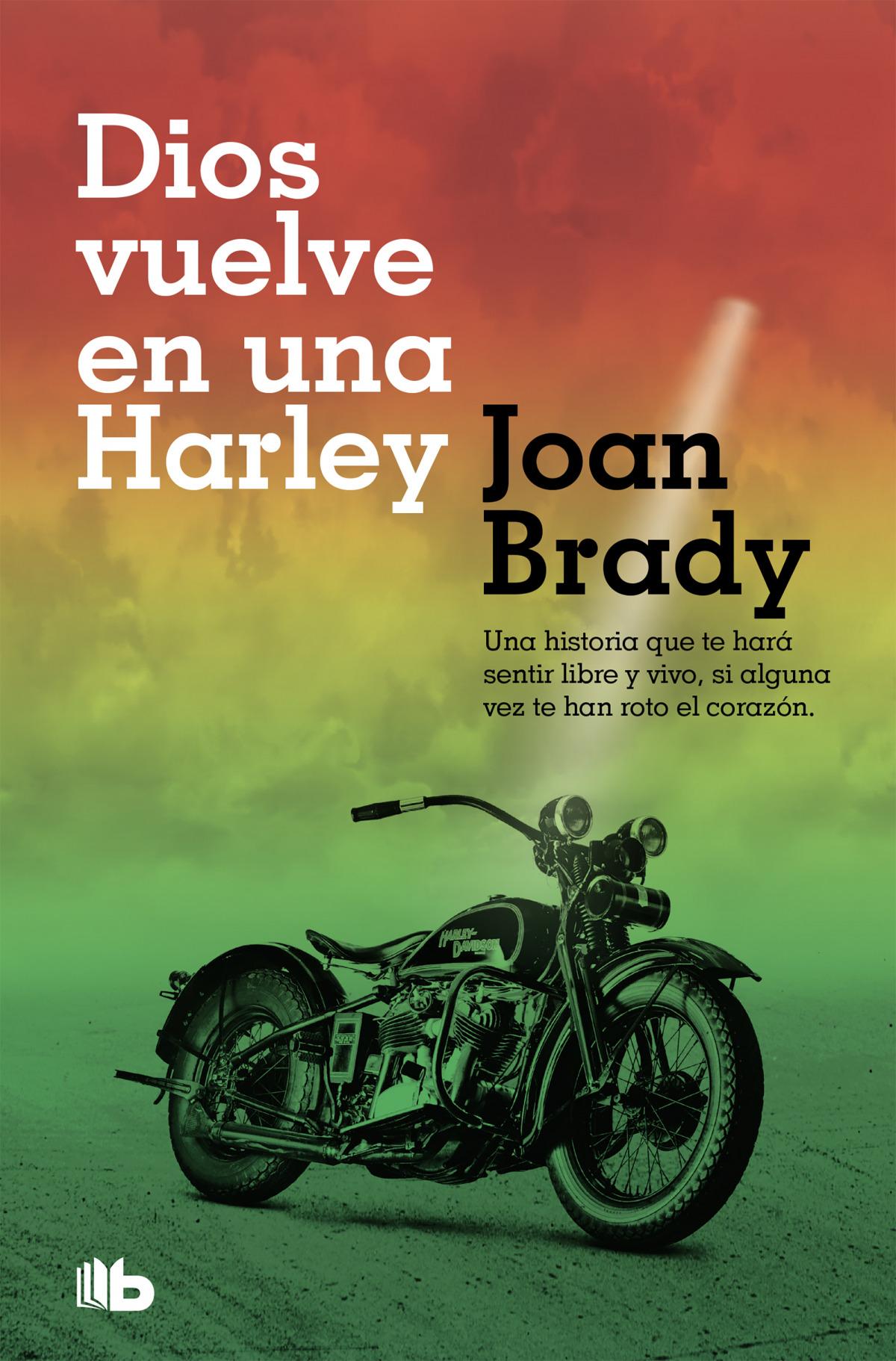 DIOS VUELVE EN UNA HARLEY 9788490707456