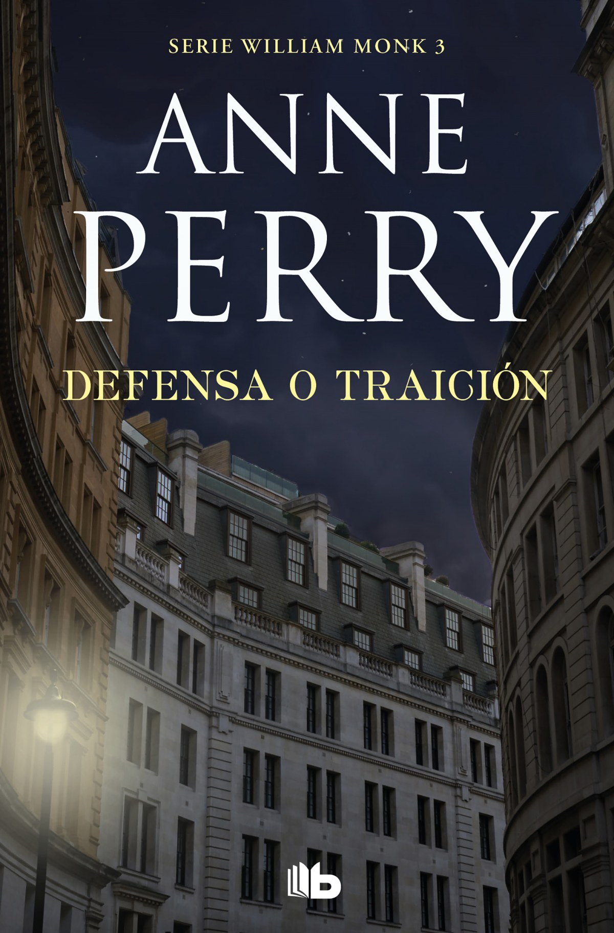 DEFENSA O TRAICION SERIE WILLIAM MONK 3