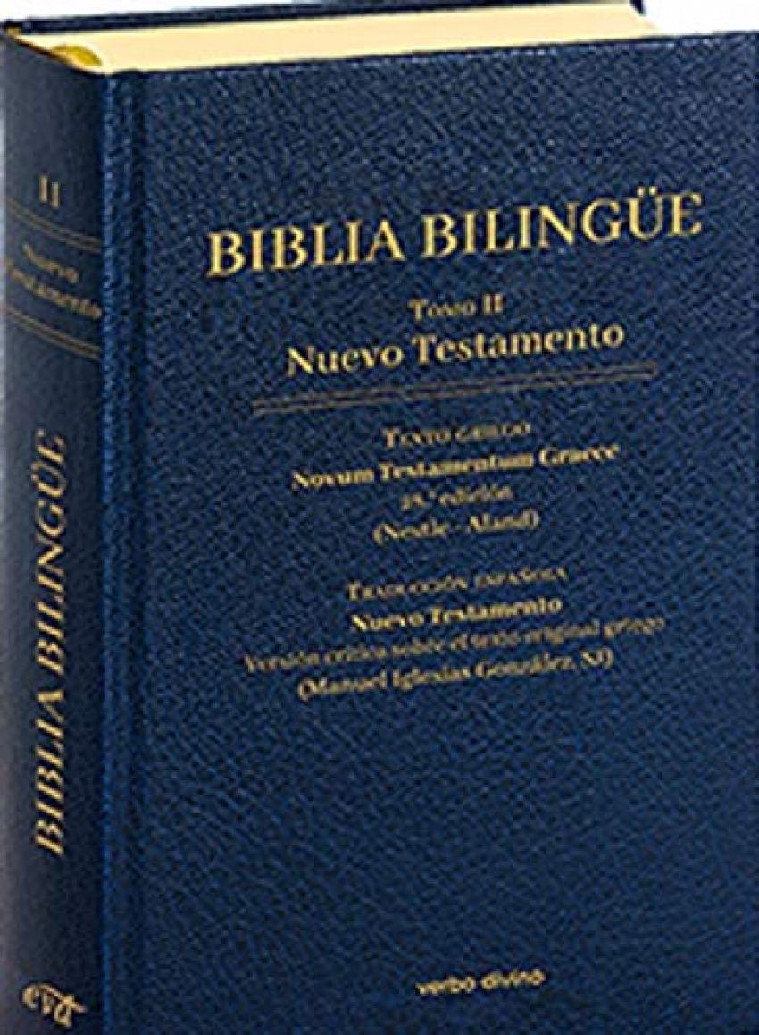 Biblia Bilingüe - II