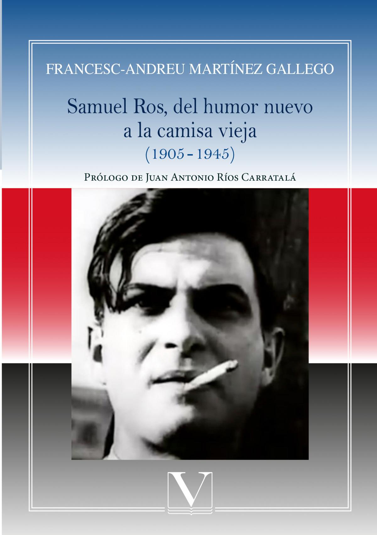 Samuel Ros, del humor nuevo a la camisa vieja