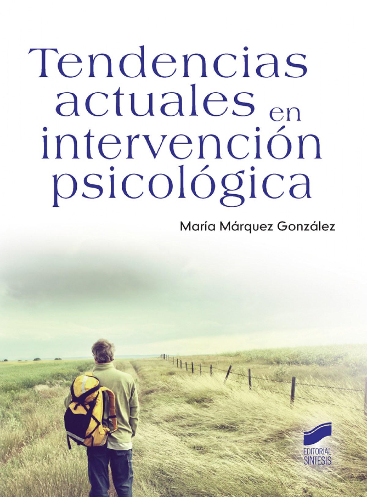 Tendencias actuales en intervención  psicológica. PDF