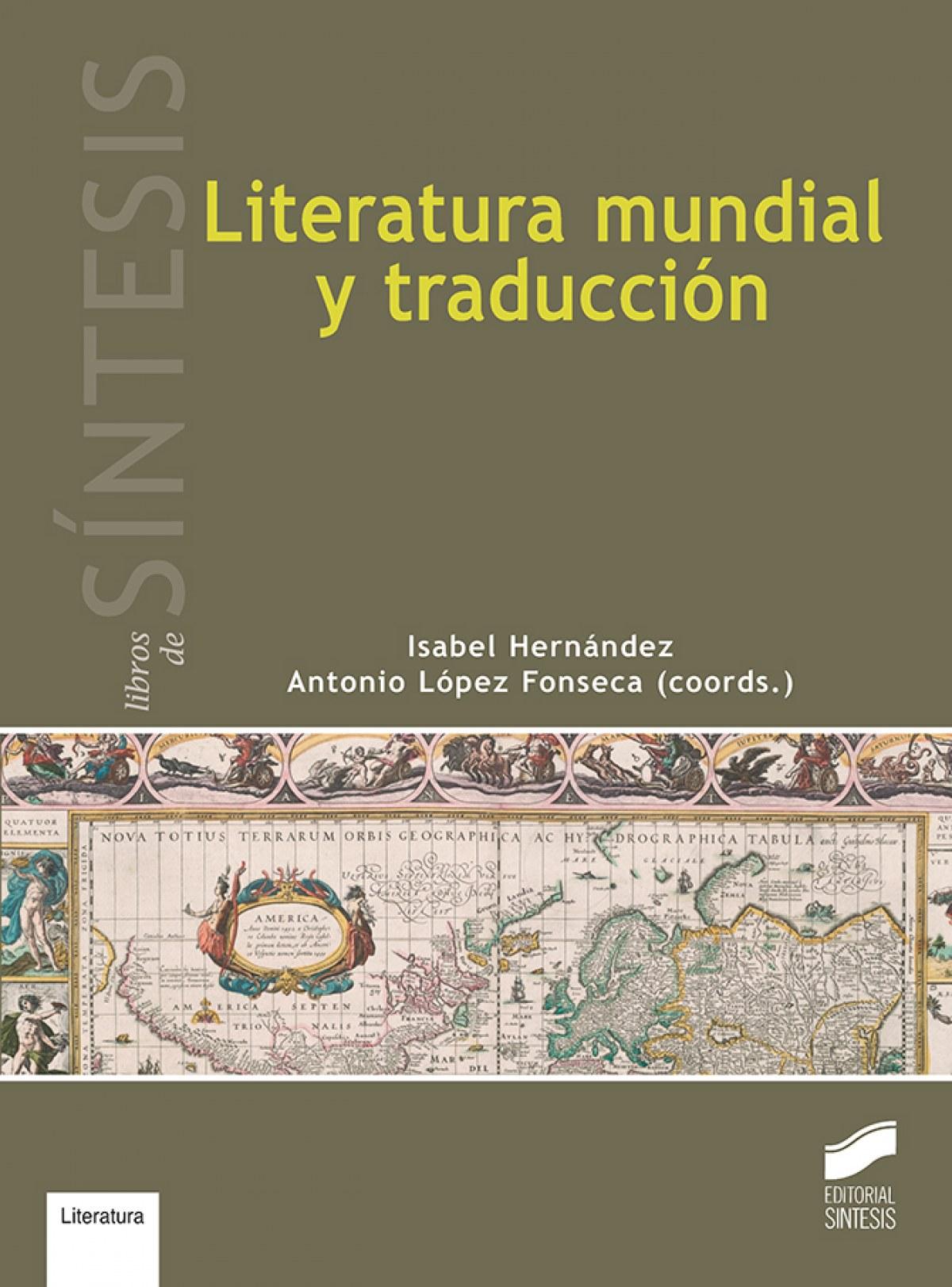 LITERATURA MUNDIAL Y TRADUCCION