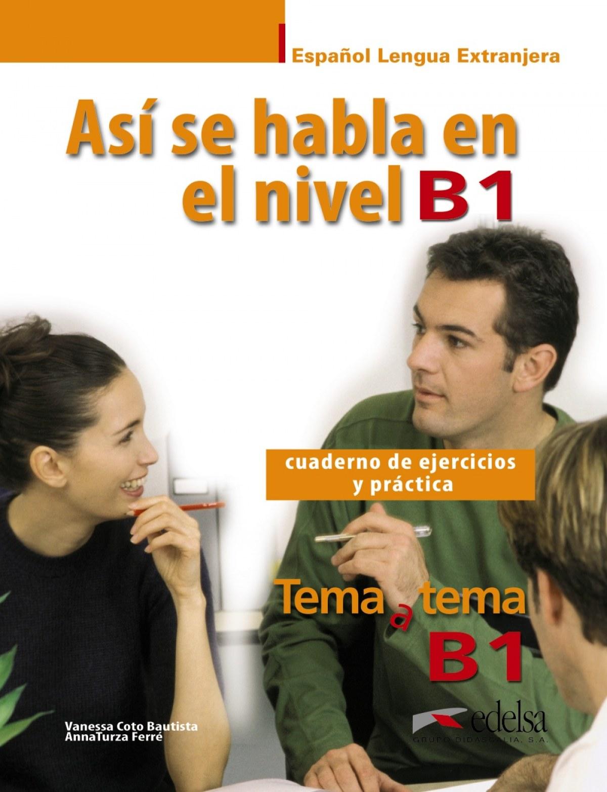 Asi se habla nivel b1