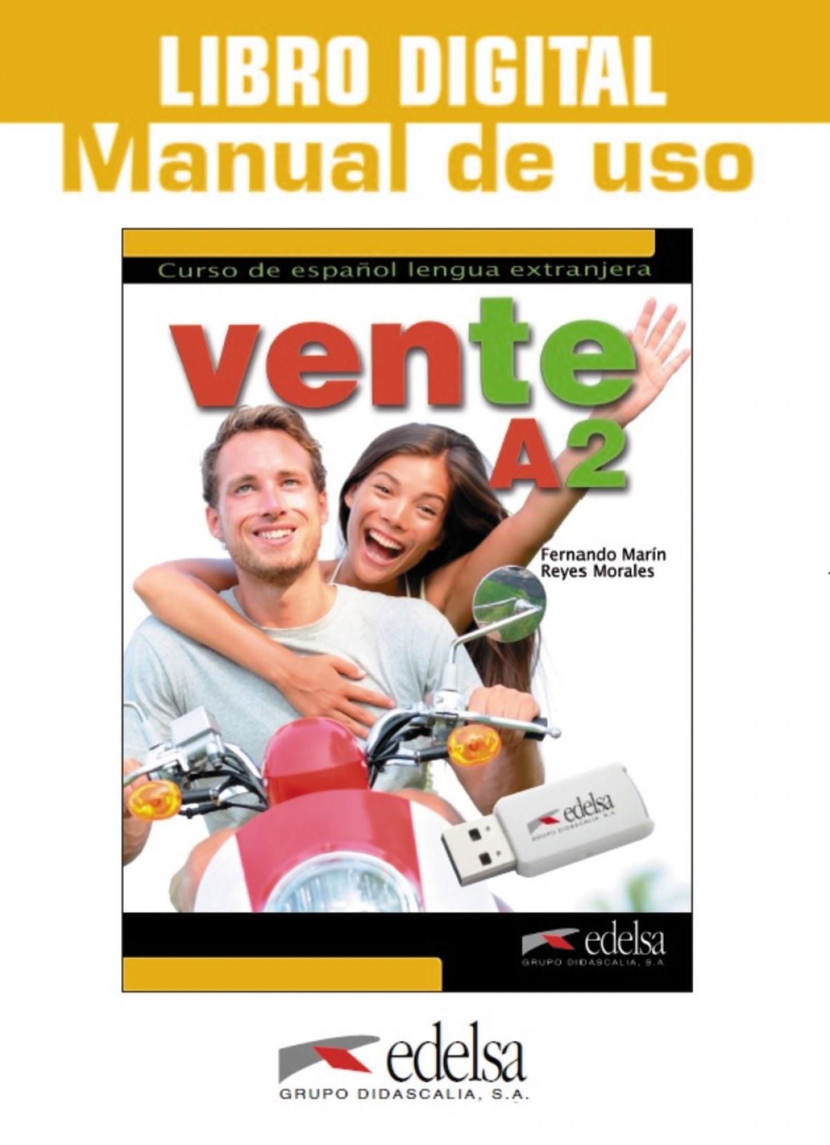 Vente A2 - Manual de uso