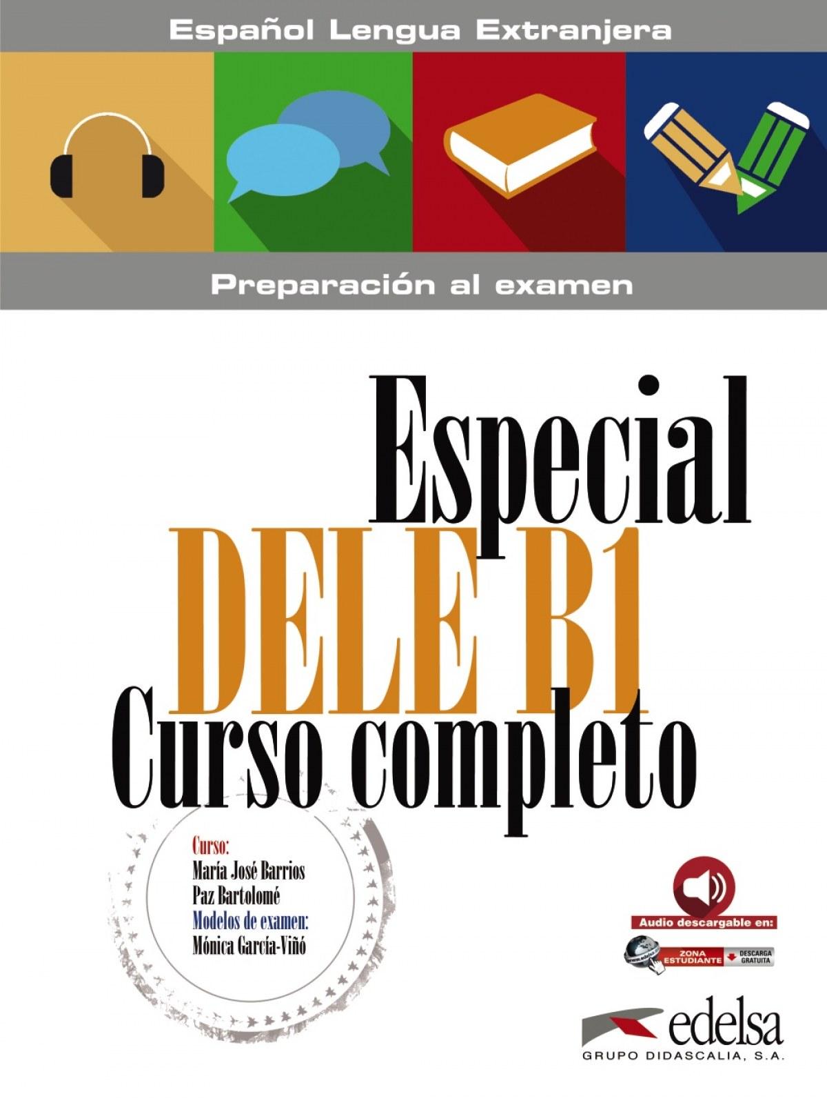 ESPECIAL DELE B1 CURSO COMPLETO