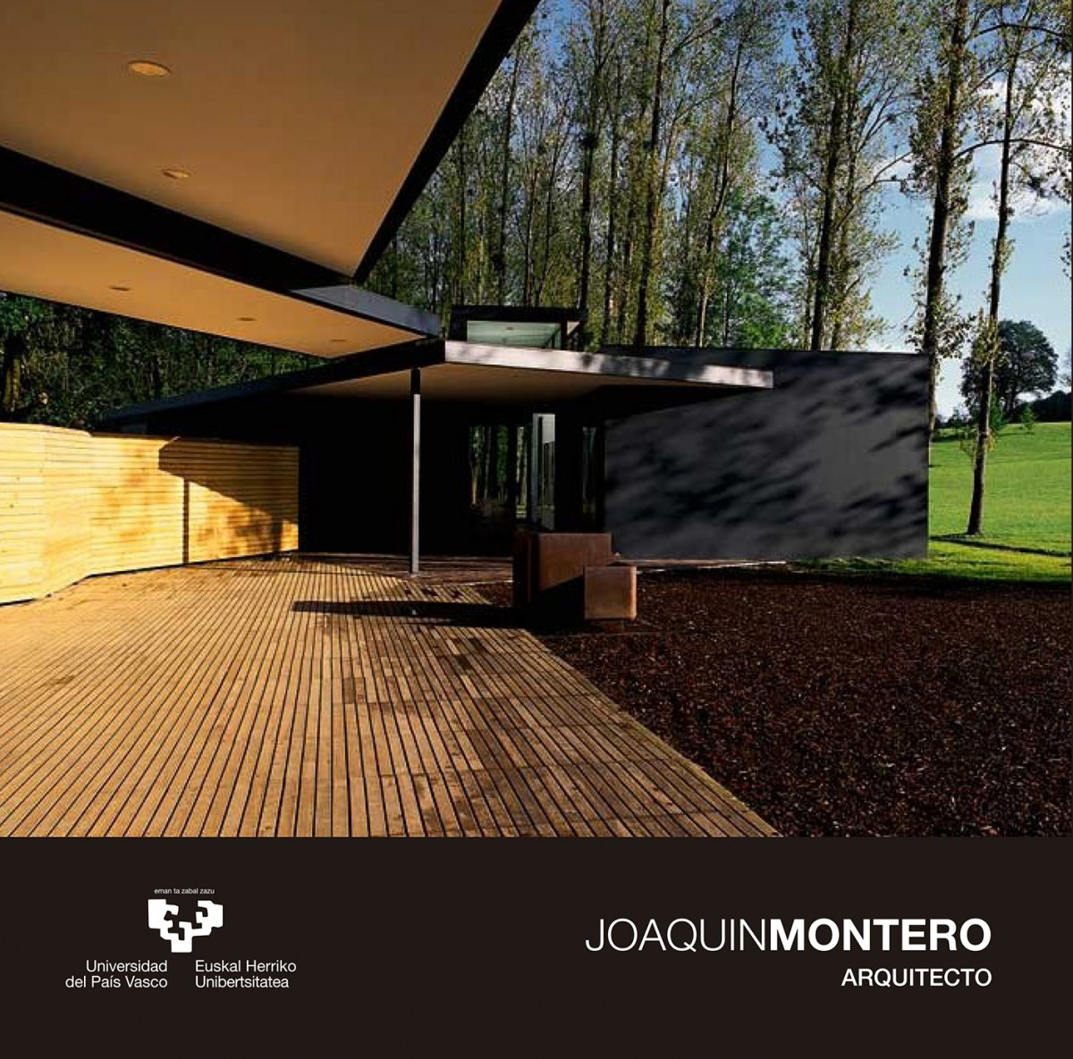 Joaquin montero arquitecto