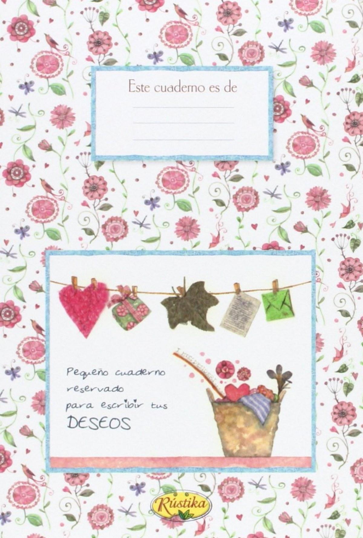 Cuaderno de los deseos 9788490870105