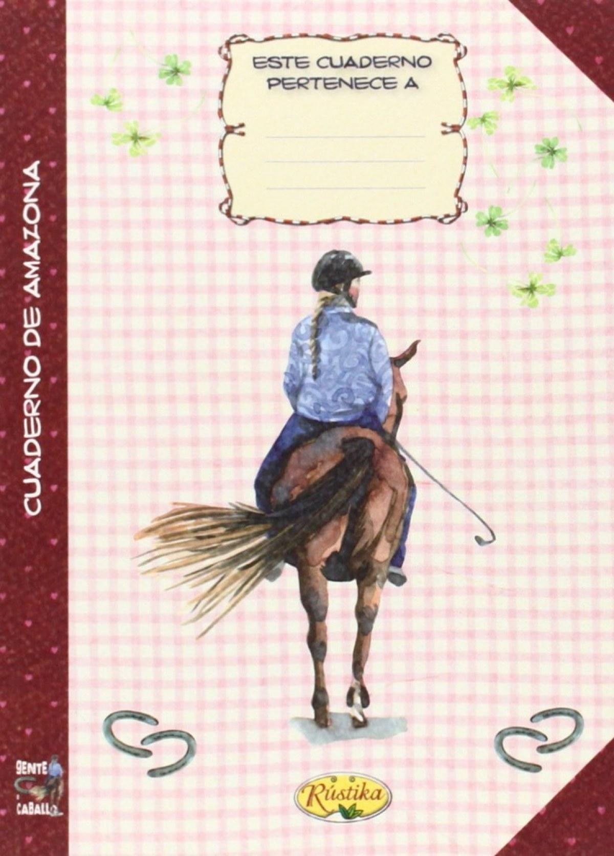 Cuaderno de amazona 9788490870136