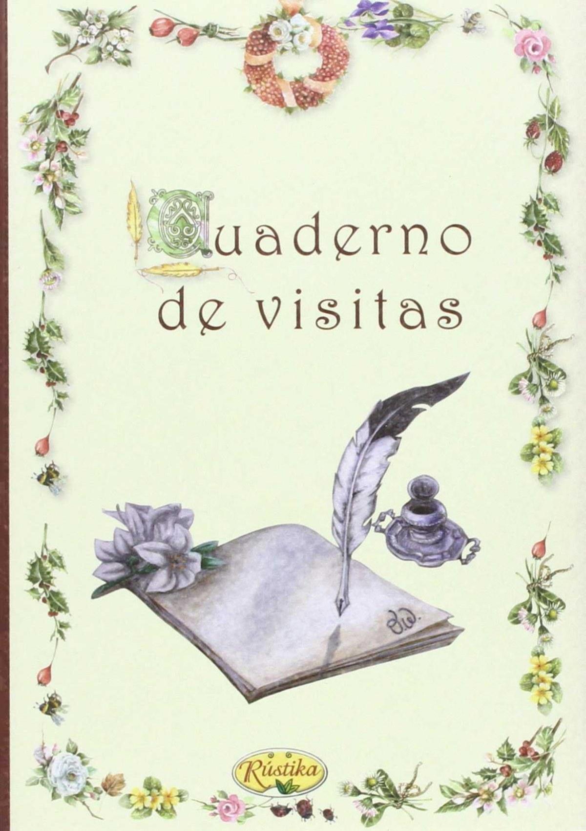 Cuaderno de visitas 9788490870150